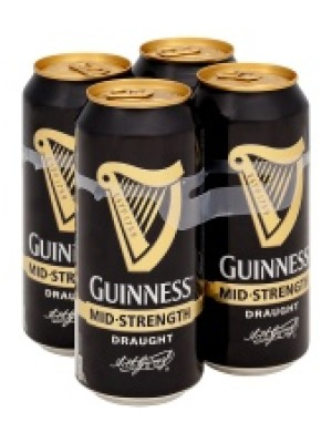 Guinness Mid Strength Draught