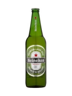 Heineken Lager Bottle