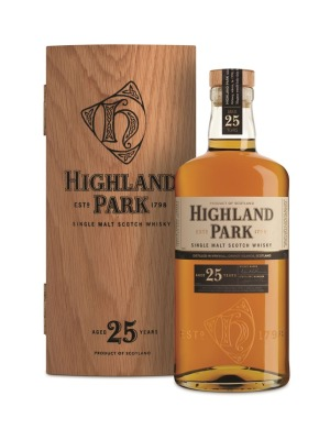 Highland Park 25 Year Malt Whisky