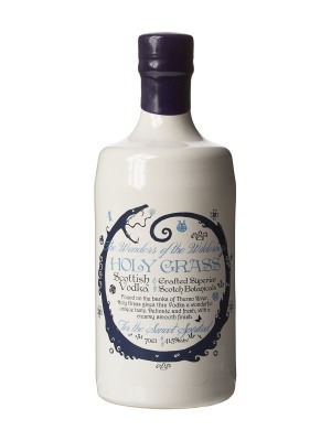 Holy Grass Scottish Superior Vodka