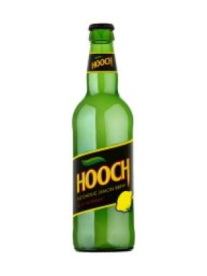Hooch Alcoholic Lemon Brew
