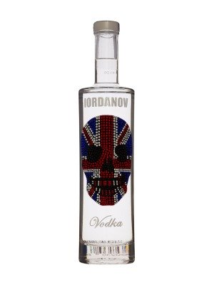 Iordanov Vodka Union Jack