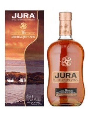 Isle of Jura 16 Year Old Malt Whisky