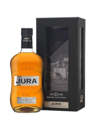 Isle of Jura 21 year old Scotch Whisky