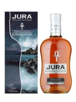 Isle of Jura Superstition Malt Whisky
