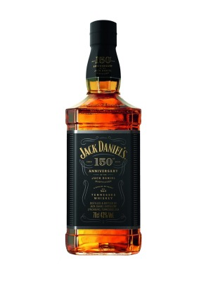 Jack Daniel's 150th Anniversary Tennessee Whisky
