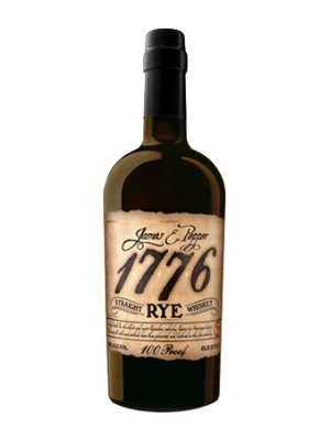 James E Pepper 1776 Rye Whisky
