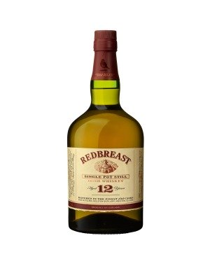 Jameson Redbreast Irish Whisky