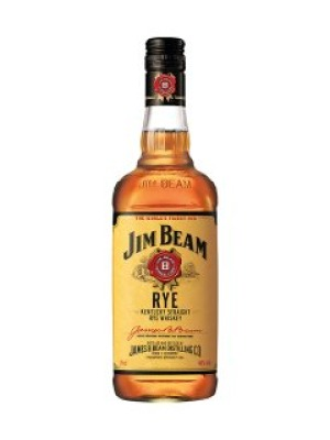 Jim Beam Kentucky Straight Rye Whiskey