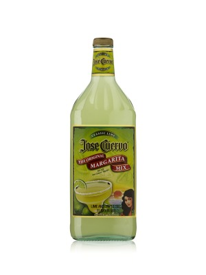 Jose Cuervo Authentic Margarita Mix Lime