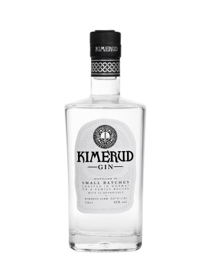 Kimerud Small Batch Gin