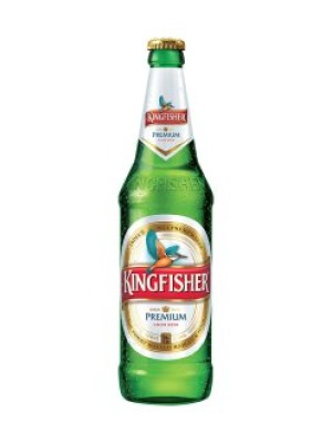 Kingfisher Lager Bottle