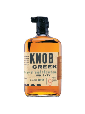 Knob Creek 9 Year Old Kentucky Straight Whiskey