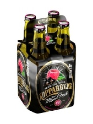Kopparberg Cider with Mixed Fruit Bottle
