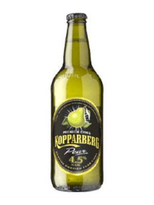 Kopparberg Cider with Strawberry & Lime