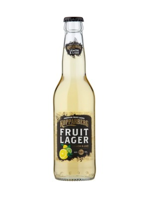 Kopparberg Fruit Lager Lemon & Lime