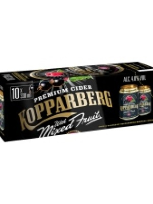 Kopparberg Mixed Fruit Cider Can