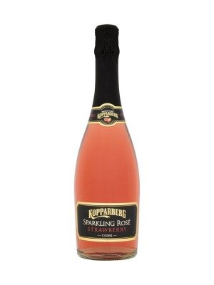 Kopparberg Premium Cider Sparkling Rose Strawberry