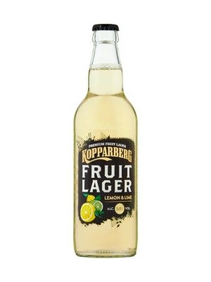 Kopparberg Premium Fruit Lager Lemon & Lime