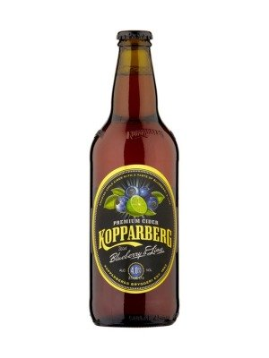 Kopperberg Blueberry & Lime