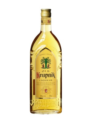 Krupnik Polish Honey Vodka Liqueur