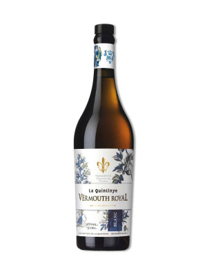 La Quintinye Vermouth Royal Blanc French White Vermouth