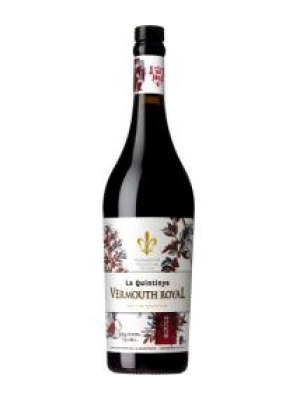 La Quintinye Vermouth Royal Rouge French Sweet Red Vermouth