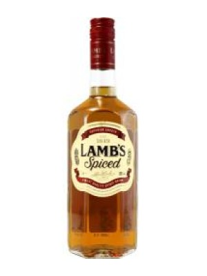 Lamb's Navy Spiced Gold Rum
