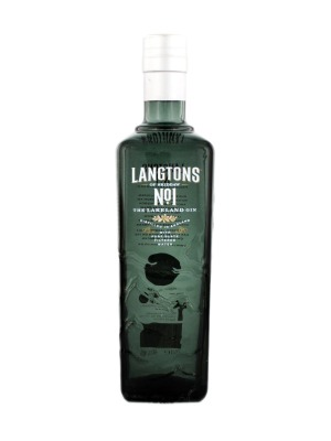 Langtons No 1 Lakeland Gin