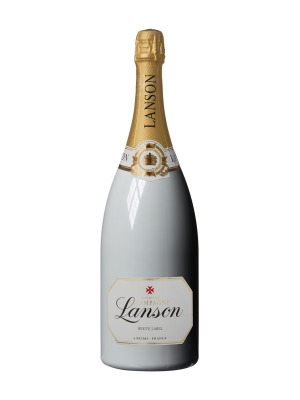 Lanson White Label NV Champagne