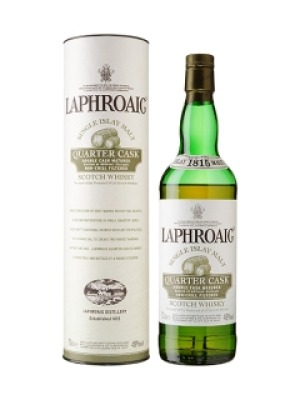 Laphroaig Quarter Cask Islay Malt Whisky