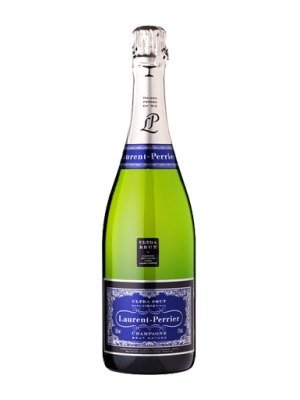 Laurent Perrier Ultra Brut NV Champagne