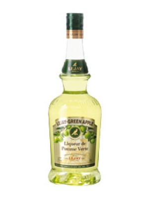 Lejay Lagoute Green Apple Flavoured French Liqueur