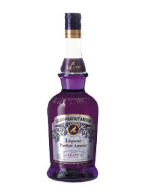 Lejay Lagoute Parfait Amour Violet & Orange Flavoured French Liqueur