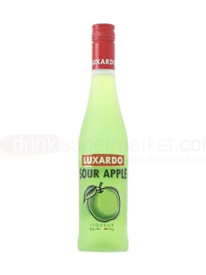 Luxardo Sour Apple Italian Fruit Liqueur