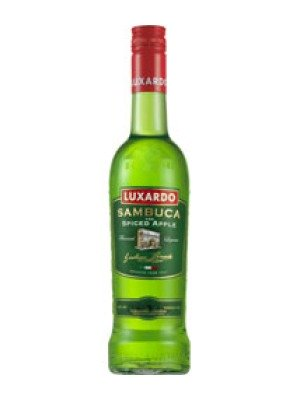 Luxardo Spiced Apple Italian Fruit Sambuca Liqueur