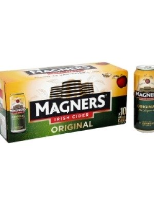 Magners Irish Cider Can