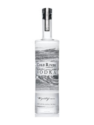 Maine Distilleries Cold River Handcrafted Maine Potato Vodka