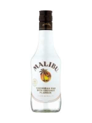 Malibu White Rum with Coconut