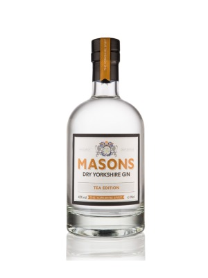 Masons Tea Edition Dry Yorkshire Gin