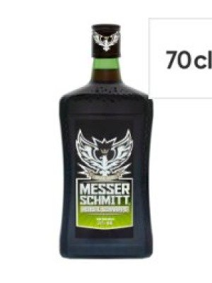 Messer Schmitt Herbal Liqueur