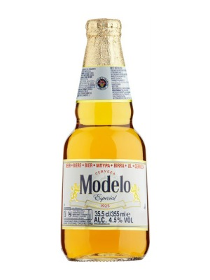 Modelo Especial Premium Mexican Lager Beer