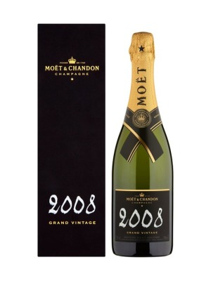 Moet & Chandon Grand Vintage Champagne 2008