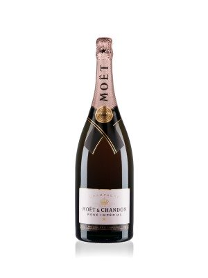 Moet & Chandon Imperial Brut Rose NV Champagne
