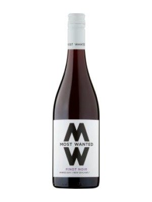 Most Wanted Pinot Noir