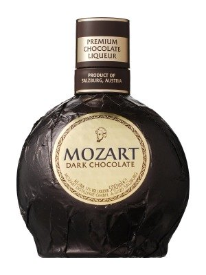 Mozart Black Pure 87 Austrian Chocolate Cream Liqueur