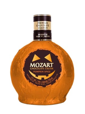Mozart Chocolate Cream Pumpkin Spice