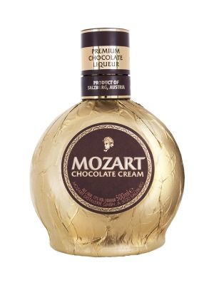 Mozart Gold Austrian Chocolate Cream Liqueur