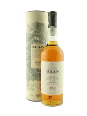 Oban 14 yo Highland Single Malt Scotch Whisky