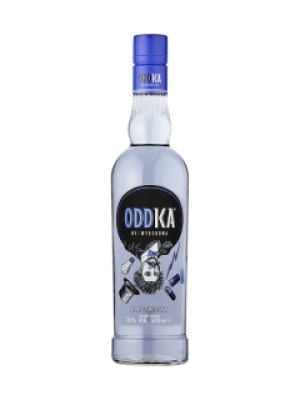 Oddka Electricity Vodka